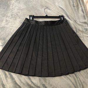 Club Monaco Skirts - Club Monaco black pleated skirt